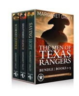 The Men of Texas Rangers - eBook