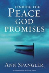 Finding the Peace God Promises - eBook