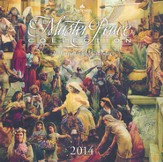 2014 Wall Calendar, Masterpiece Collection