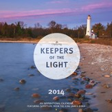 2014 Wall Calendar, Keepers Of the Light