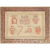 Full Armor of God Coin Tray