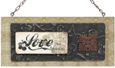 Love One Another Hanging Wall plaque