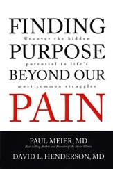Finding Purpose Beyond Our Pain: Uncover the Hidden Potential in Life's Most Common Struggles - eBook