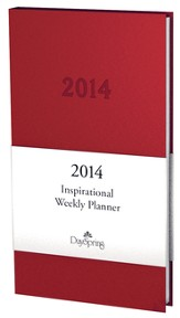 2014 Pocket Planner, Red