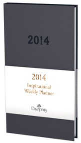 2014 Pocket Planner, Gray