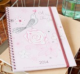 2014 Planner, A Heart For God