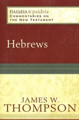 Hebrews (Paideia: Commentaries on the New Testament) - eBook