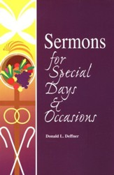 Sermons for Special Days & Occasions