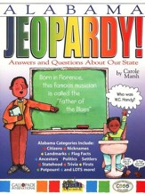 Alabama Jeopardy, Grades 3-8