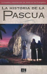 Colección Temas de Fe: La Historis de la Pascua  (Themes of Faith Series: The Easter Story)