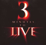 3 Minutes to Live    - Audiobook on CD