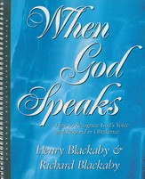 When God Speaks: How to Recognize God's Voice and Respond in Obedience, Member Book