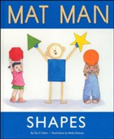 Mat Man Shapes--Preschool to Grade K