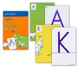 A-B-C Touch and Flip Cards--Preschool