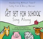 Get Set for School Sing Along Audio CD