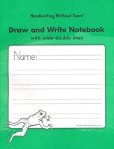 Draw and Write Notebook--Grades K to 1
