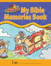 FaithWeaver Friends Preschool Student Book My Bible Memories, Winter 2013