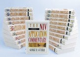 NIV Application Commentary: New Testament Set, 20 Vols. [NIVAC]