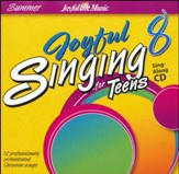 Joyful Singing for Teens #8 Audio CD