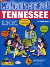 Tennessee My First Book, Grades K-8