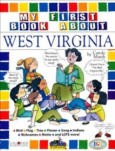 West Virginia My First Book, Grades K-8