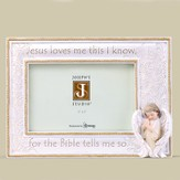 Jesus Loves Me Photo Frame