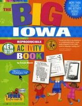 Iowa Big Activity Book, Grades K-5