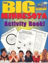 Minnesota Big Activity Book, Grades K-5