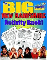 New Hampshire Big Activity Book, Grades K-5