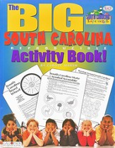South Carolina Big Activity Book, Grades K-5