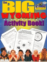 Wyoming Big Activity Book, Grades K-5