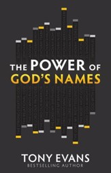 Power of God's Names, The - eBook