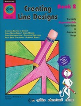 Creating Line Designs, Book 2, Grades 1-3