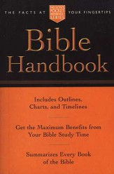 Pocket Bible Handbook - Slightly Imperfect