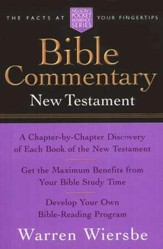 Pocket Bible New Testament Commentary