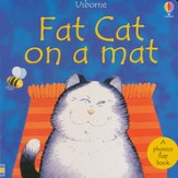 Fat Cat on a Mat Board Book