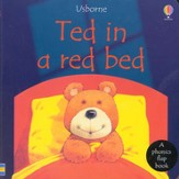 Ted in a Red Bed Board Book