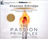 Passion Principles: Celebrating Sexual Freedom in Marriage - unabridged audiobook on CD