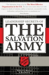 Leadership Secrets of the Salvation Army - eBook