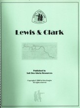 Lewis And Clark Unit Study