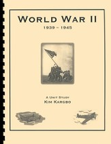 World War II - The War That Changed The World - Unit Study