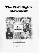 The Civil Right Movement Unit Study