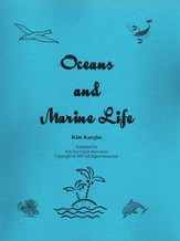Oceans And Marine Life Unit Study