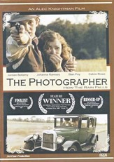The Photographer: How the Rain Falls DVD