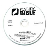 The Amplified Bible Add-On PC Study Bible CAB