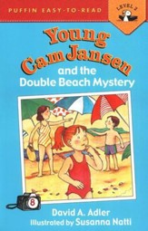 Young Cam Jansen and the Double Beach Mystery #8