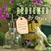 2014 Wall Calendar, Redeemed By Grace