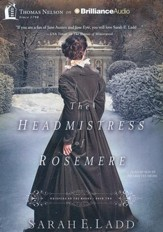 #2: Headmistress of Rosemere - unabridged audiobook on MP3-CD
