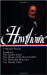 Library of America: Nathaniel Hawthorne