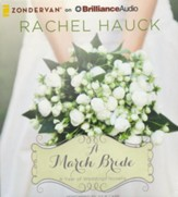 March Bride - unabridged audiobook on CD